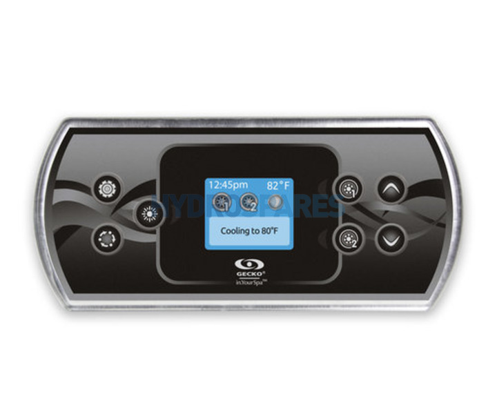 Gecko Topside Control Panel IN.K500 Series