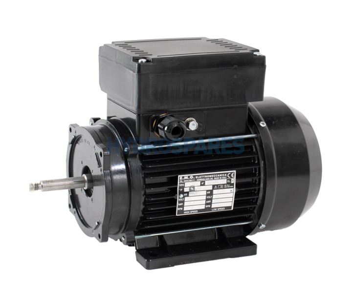 EMG Motor 48F - Two Speed - 1.50Hp