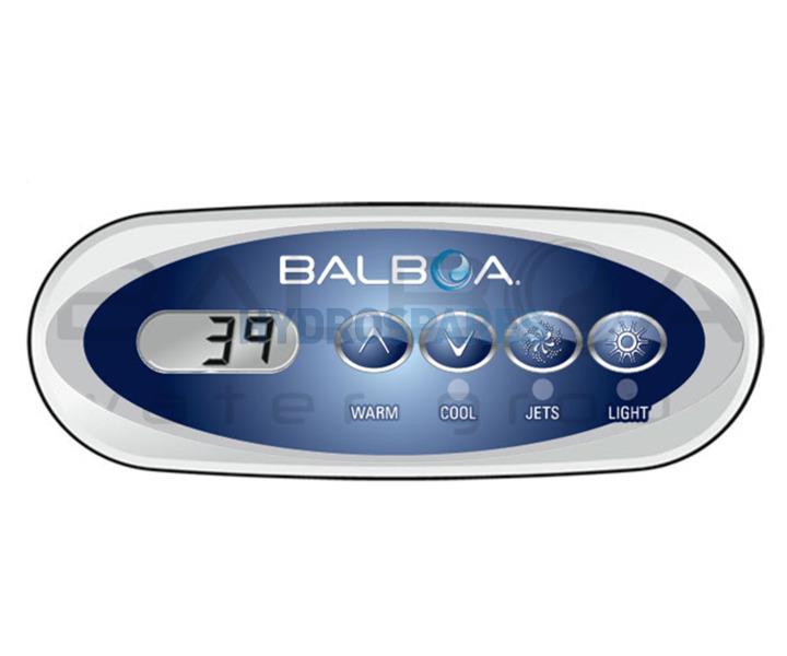 Balboa Topside Control Panel ML200 Series