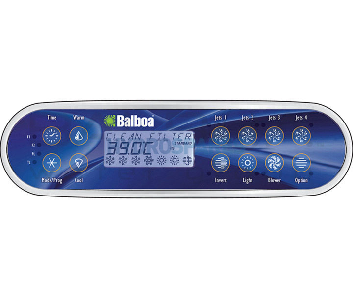 Balboa Topside Control Panel ML900 Series