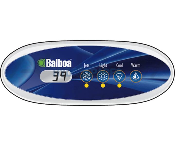 Balboa Topside Control Panel VL240 Series
