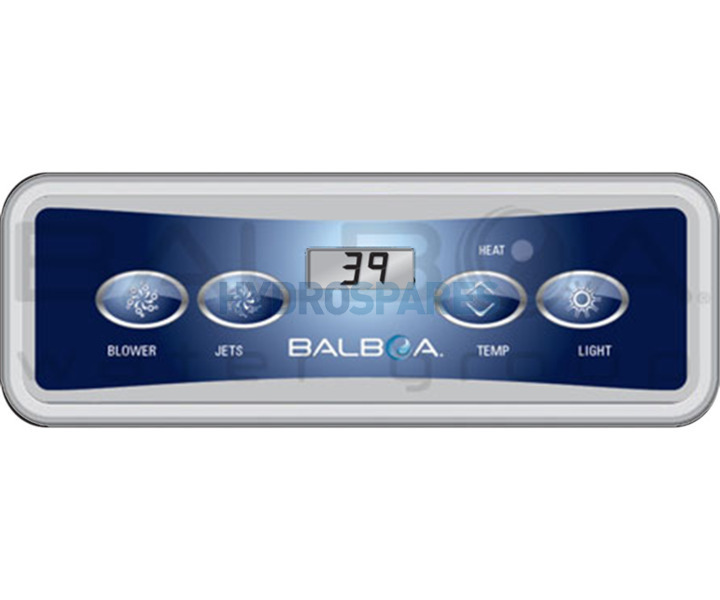 Balboa Topside Control Panel VL401 Series