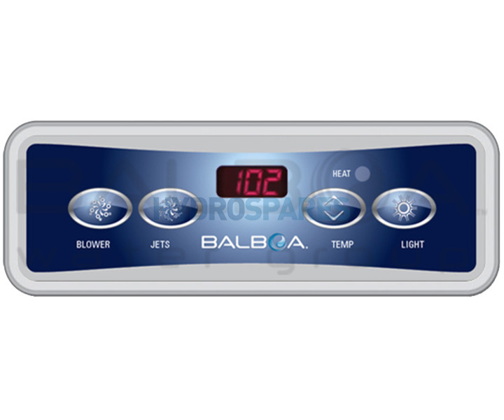 Balboa Topside Control Panel VL403 Series