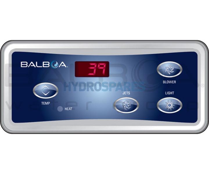 Balboa Topside Control Panel VL404 Series