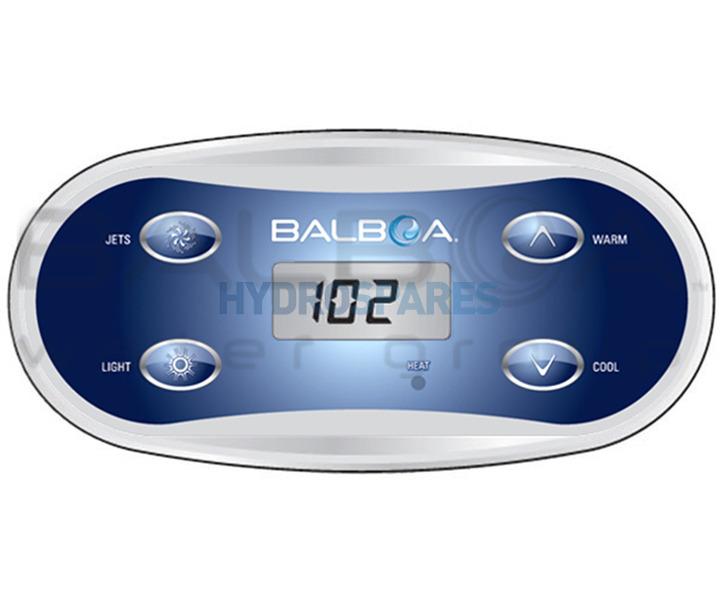 Balboa Topside Control Panel VL406U Series