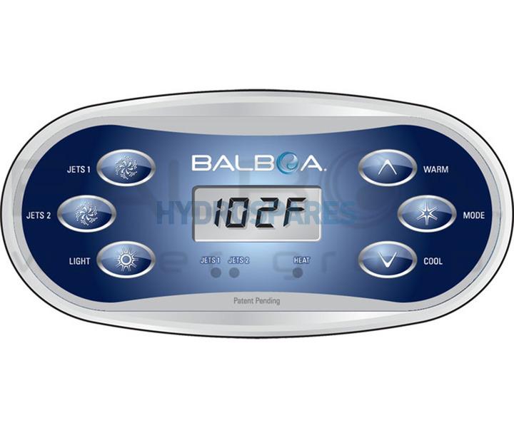 Balboa Topside Control Panel VL620S Series