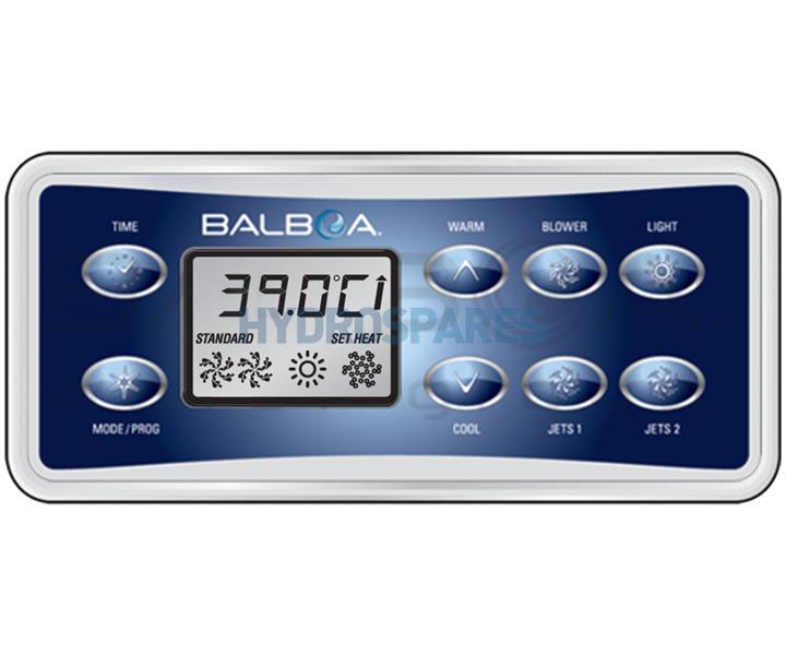 Balboa Topside Control Panel VL801D Series