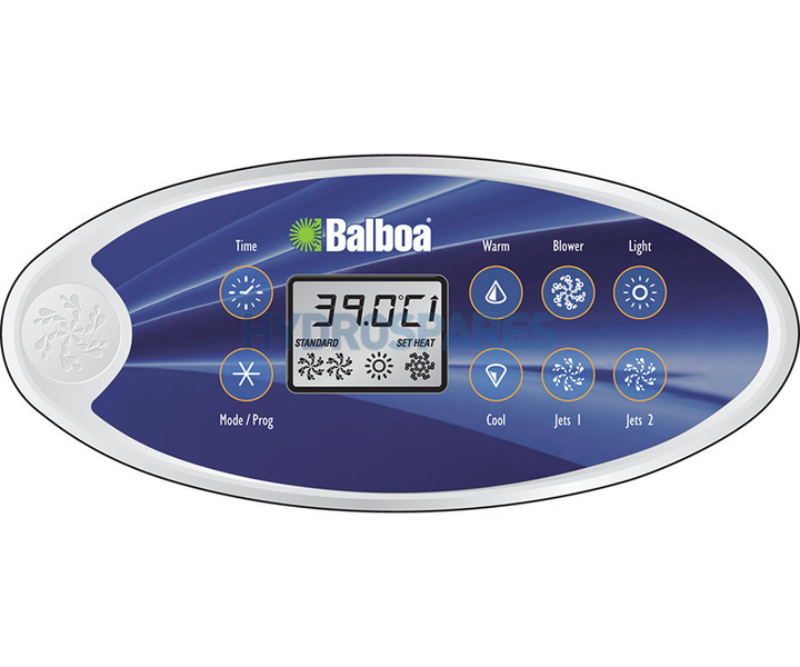 Balboa Topside Control Panel VL802D