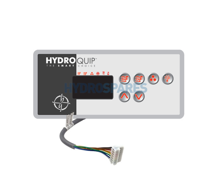 HydroQuip Topside Control Panel - Eco Series