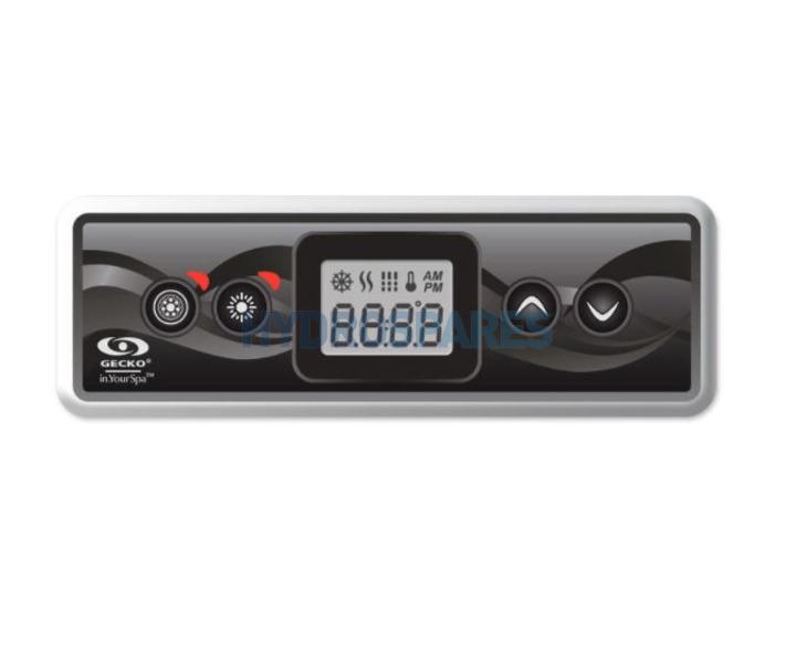 Gecko Topside Control Panel - IN.K300 Series