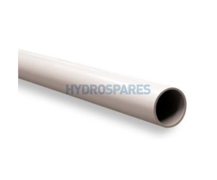 "2"" Rigid PVC Pipe - White"