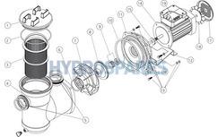 AV Argonaut Pump Spares
