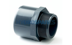 PVC Threaded - Imperial 1-1/2""