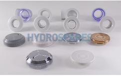 HydroAir Slimline & Hi Volume Suctions