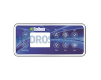 Balboa VL801D Overlay - 10823