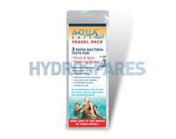 AquaSafe travel pack water test kit