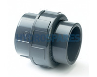 PVC Pipe Union 20mm Soc/Soc