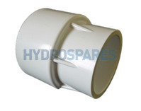 PVC Socket Coupler - Reducing