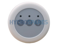 HydroAir Touch Pad 3 Function - 64mm