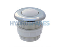 Hydrospares Air Button - Chrome 47mm Ø With Waterproof Internal