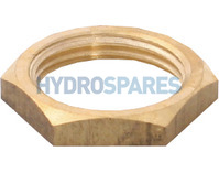 "1/2"" Brass Nut For Air Jet"