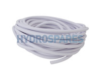 9mm Venturi Air Hose - White