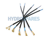 Connection Leads - SpadeCapacitors