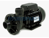 Waterway Spa Flo Spa Pump - 1 Speed - 2.0Hp