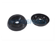 "Waterway 2.0"" Divert Valve Cap - Notched Type"