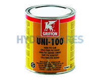 Griffon UNI 100 Solvent Cement Glue - for rigid PVC