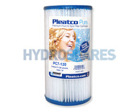 Pleatco Hot Tub Filter Cartridge - PC7-120