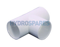 HydroAir Tee PVC For Air Jet
