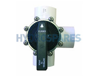 Full Flow Valve - 3 Port
