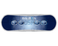 Balboa Topside Control Panel - AX40 4 Button