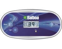 Balboa Topside Control Panel VL406T - 55349