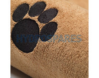 Microfibre Pet/Dog Towel - Tan