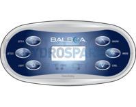 Balboa VL620S Overlay Only - 12220