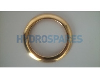 HydroAir Gold Escutcheon - 66mm