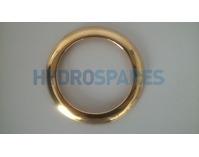 HydroAir Gold Escutcheon - 66mm