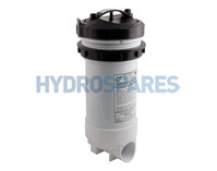 Waterway Filter Assembly + Bypass Valve - 50 Sq.ft