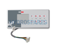 Gecko Topside Control Panel TSC-4 Series