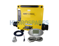Spa Quip / Davey Spa System - Spa Power SP1200