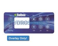 Balboa VL801D Overlay Only - 10823