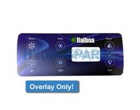 Balboa VL701S Overlay Only - 10868