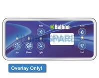 Balboa VL701S Overlay Only - 10328