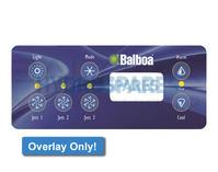 Balboa VL701S Overlay Only - 11984