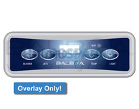 Balboa VL401 Overlay Only - 10669