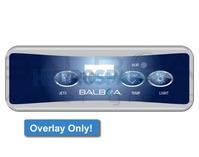 Balboa VL401 Overlay Only - 10839