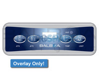 Balboa VL401 Overlay Only - 11671