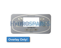 Spa-Quip Overlay Spa-Power SP800 - Q616014